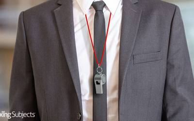 IRS Highlights New Whistleblower Notification Process